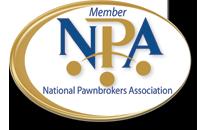 National Pawnbrokers Association Verified Seal